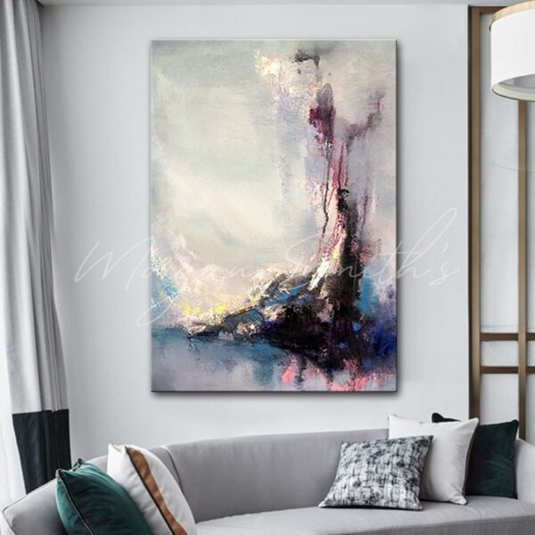 Abstract Modern Art Oil Painting on Canvas